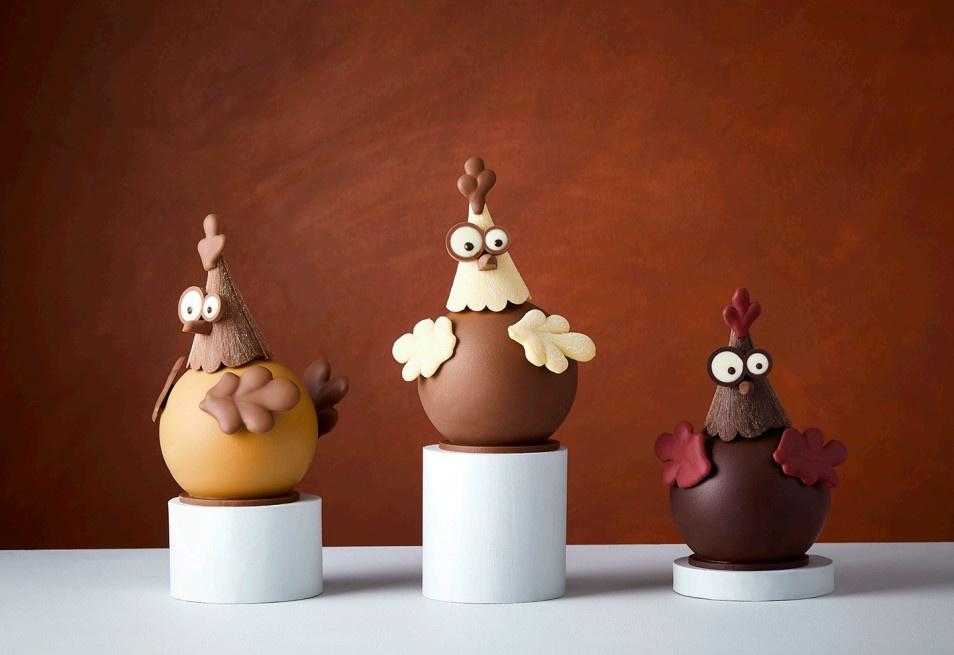 Paques 2020 A La Patisserie Et La Chocolaterie Cyril Lignac