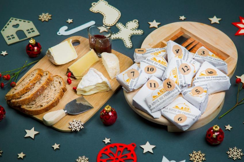 Advent Calendar 2020 by La Boîte du Fromager   Sortiraparis.com