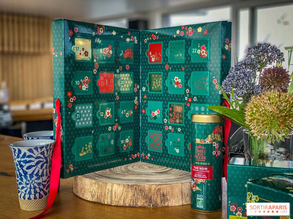 Advent Calendars 2020: tea and coffee   Sortiraparis.com