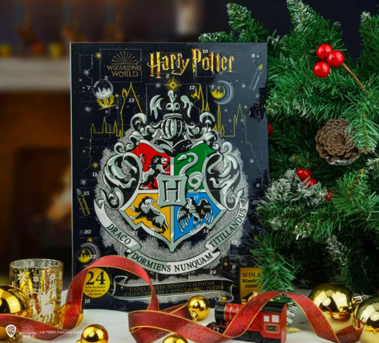 Calendrier De Lavent Harry Potter 2021 Calendrier de l'Avent 2020 spécial Harry Potter   Sortiraparis.com
