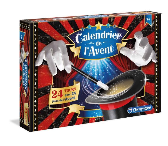 Un calendrier de l'Avent 2020 100% magie pour les enfants