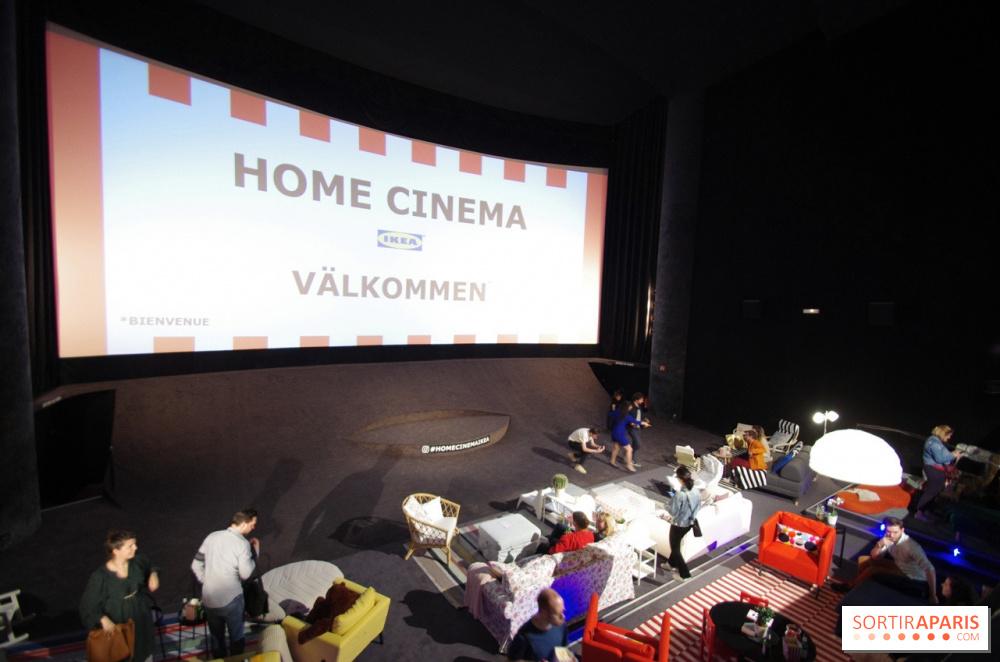 Home cinéma ikea
