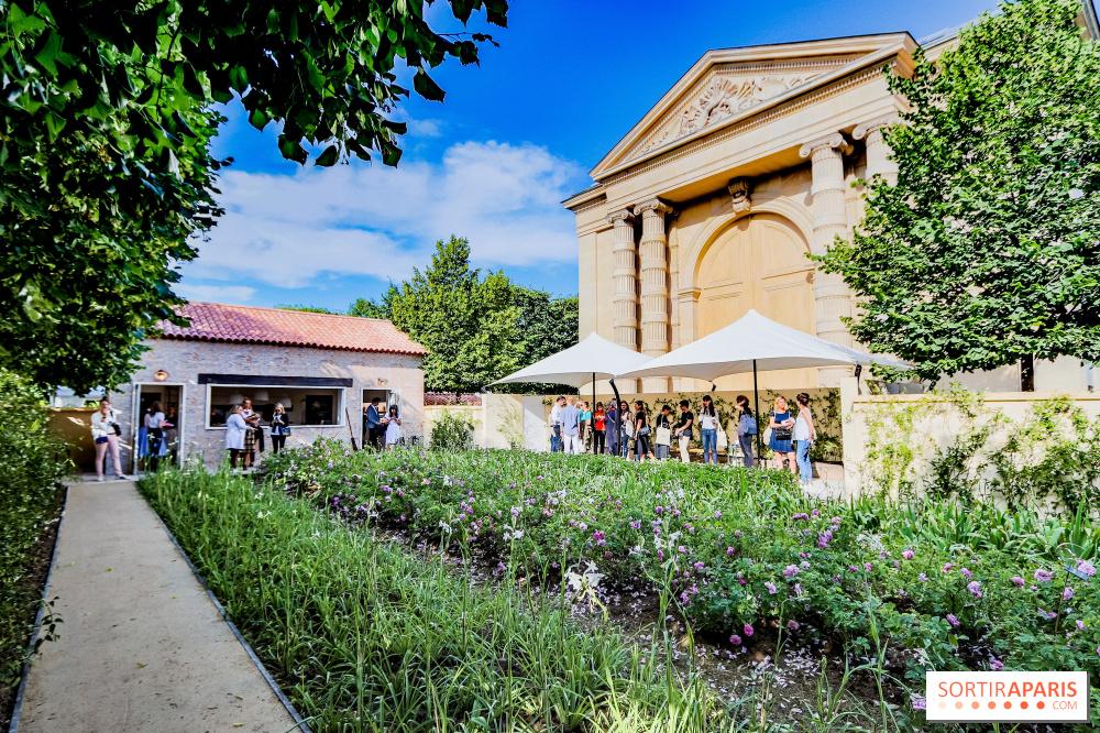 Jardins, Jardin 2018 : Chanel dévoile son Jardin aux Tuileries ...