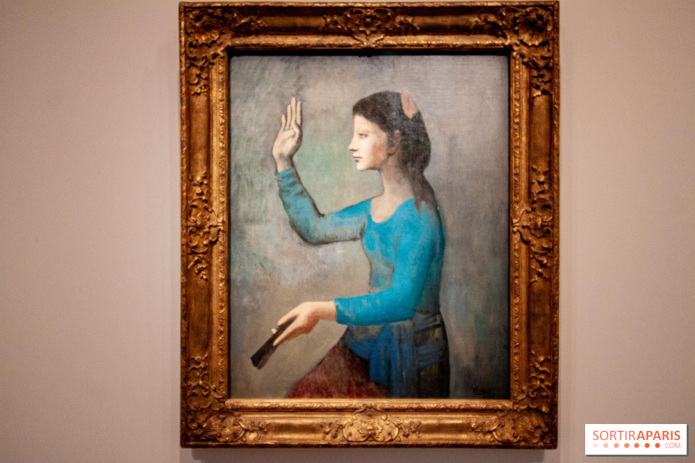 picasso blue and rose the exhibition at paris mus e d orsay pictures. Black Bedroom Furniture Sets. Home Design Ideas