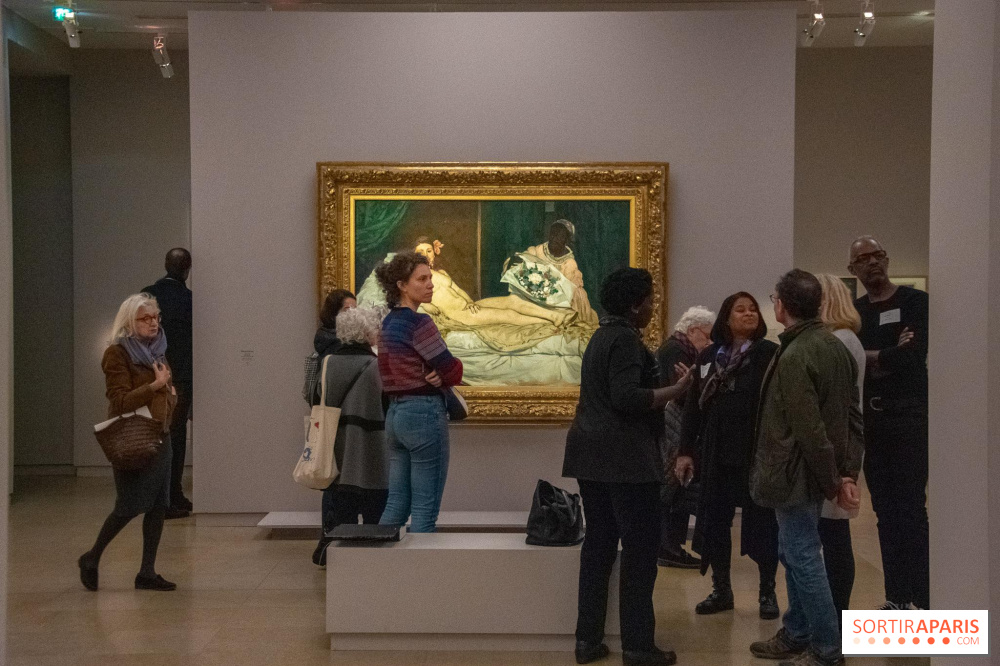 D Exhibition : Black models: from gericault to matisse at the musée dorsay our