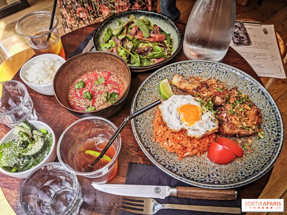 Marvelous The Best Asian Restaurant In Paris Sortiraparis Com Download Free Architecture Designs Embacsunscenecom