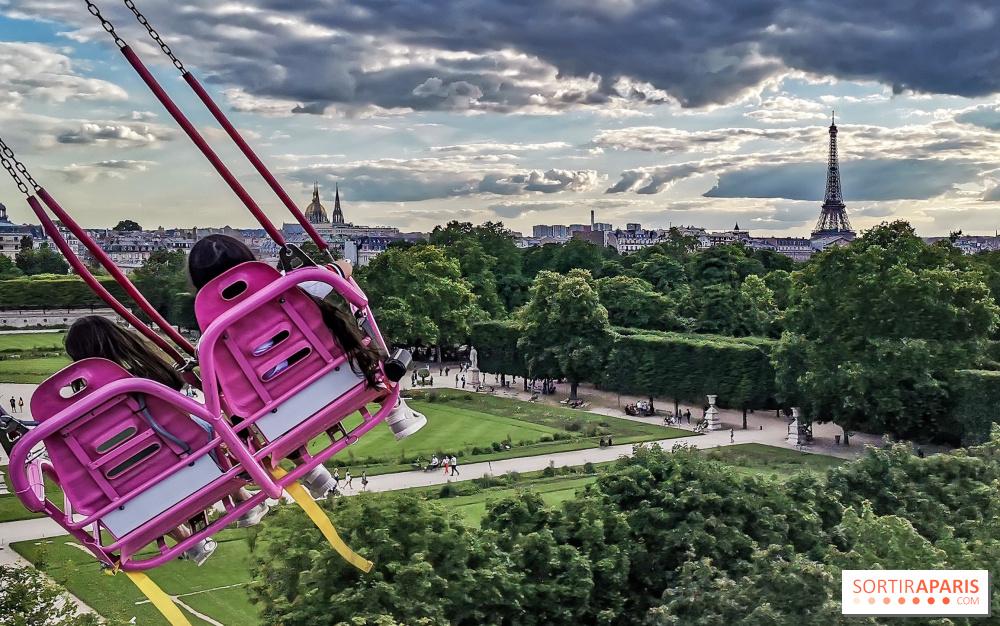 Fete Des Jardins Paris