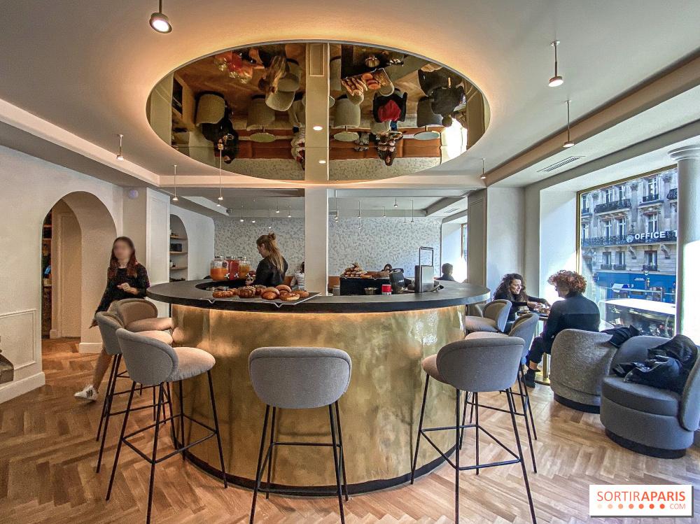 Cédric Grolet Opéra, bakery-patissery, tea room and bar - Sortiraparis.com