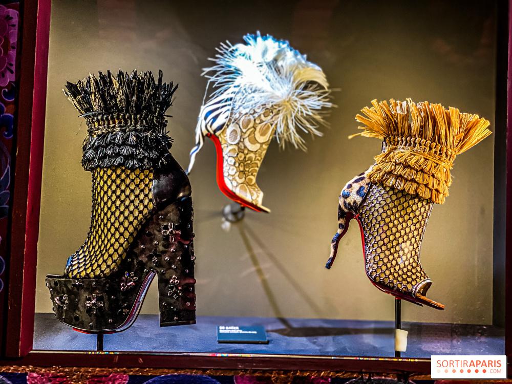 chaussures louboutin paris prix
