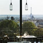 "Réveillon du Nouvel An 2017 au Terrass""Hotel"