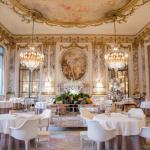 Réveillon du Nouvel an 2017 au restaurant le Meurice Alain Ducasse