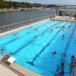 Les piscines découvertes à Paris pendant l'été