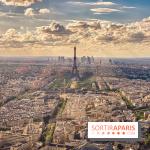 Visuel Paris terrasse de la Tour Montparnasse Top of the City