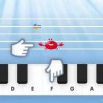 Confinement : Music Crab, l'appli gratuite qui permet d'apprendre le solfège de façon ludique