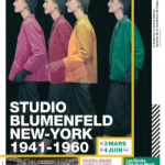 Studio Blumenfeld, l'expo photo gratuite de la Cité de la Mode et du Design