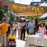 Le festival Happy Folk 2018 à la Recyclerie