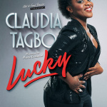 Claudia Tagbo à l'Olympia dans Lucky