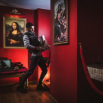 Cambrioler le Louvre avec Da Vinci, le jeu d'évasion de chez Phobia escape game