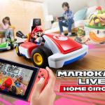 Mario Kart Live : Home Circuit, jeu qui transforme votre salon en circuit automobile