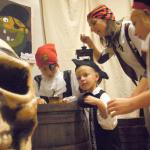 Un escape game pirate pour les enfants à Puteaux