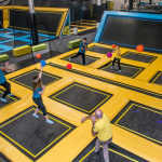 Ouverture du plus grand Trampoline Park d'Europe !
