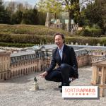 France Miniature, les plus beaux monuments racontés par Stéphane Bern