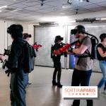 Spartrack-VR au CNIT de La Défense