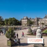 Visuel Paris jardin du luxembourg