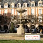 Visuel Paris Place des Vosges