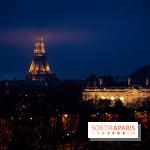 Visuel Paris Concorde nuit