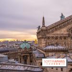 Visuel Paris terrasse Galeries Lafayette