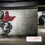 The World of Banksy : expérience immersive à l'Espace Lafayette-Drouot, les photos