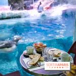 Les petits déjeuners avec les manchots de l'aquarium Sea Life