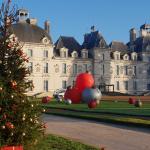 Noël 2019 au Château de Cheverny