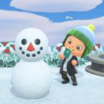 Animal Crossing : les nouveautés du mois de décembre