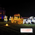 Thoiry Lumières Sauvages 2019 - photos