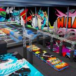 Superfly, le parc de loisirs actifs et freestyle indoor