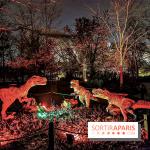 Prehistoric safari au Jardin d'Acclimatation, les photos