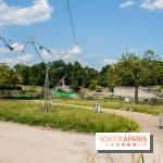 Le Jardin Suspendu au Parc Floral, les photos