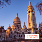 Visuel Paris Montmartre Sacré Coeur