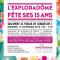 15 ANS DE L'EXPLORADÔME