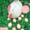 Chasse aux oeufs de pâques au Musée de la Moisson