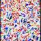 exposition Simon Hantaï Centre Pompidou 2013