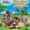 Viens aider les bébés animaux sauvages au Playmobil Funpark