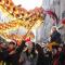 Défilé du Nouvel An Chinois de Paris 2015, Place de la République