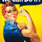We Can Do It!, affiche originale de J. Howard Miller