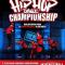 Hip Hop Dance Championship au Zénith de Paris en 2015