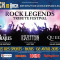 Rock Legends Tribute Festival au Palais des Sports de Paris en 2015