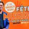 Fête de la musique 2015 à Epinay-sur-Seine avec Yannick Noah