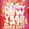 HAPPY NEW YEAR 2015 BIZZ'ART